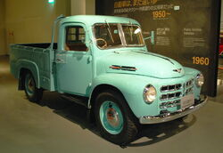 1953 Toyota Model SG Truck 01