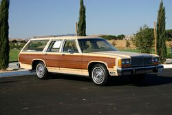 1982 country squire frontright