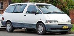 1996-2000 Toyota Tarago (TCR10R) GLi van 02