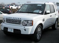 2011 Land Rover LR4 -- 12-31-2010