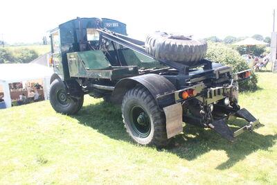 AEC Matador RYS 893 timber crane at woolpit 09 - IMG 1448
