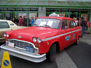 Checker Taxi 1