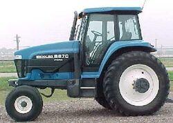 Ford NH 8670 Genesis - 1997
