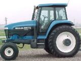 New Holland 8670 Genesis