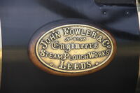 Fowler no. 3195 - plg - mfc plate - IMG 3194