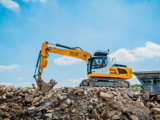 Mobile crushing services