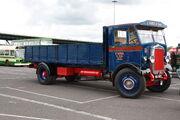 Leyland Bull - WG 1567 at SYTR 2011 - IMG 7926