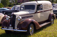 Plymouth PT50 Delivery 1937