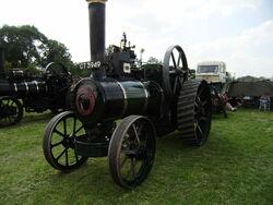 Ruston Proctor engine No33189