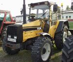 Valmet 615M MFWD (yellow) - 1989