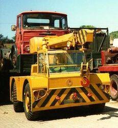 1970s IRON FAIRY Garnet Diesel