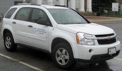 1st Chevrolet Equinox LS