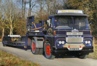A 1960s GUY Invincible Haulage Tractor Diesel