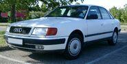 Audi 100 C4 front 20070801