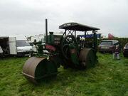 Aveling & Porter no. 12876 The Beast - KJ 7198 at Rushden 08 - P5010214