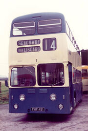 First Production Atlantean