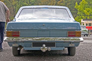 Ford Zephyr 3008E tail