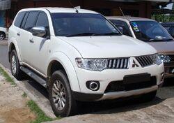 Mitsubishi Pajero Sport Spotted At Kota Kinabalu