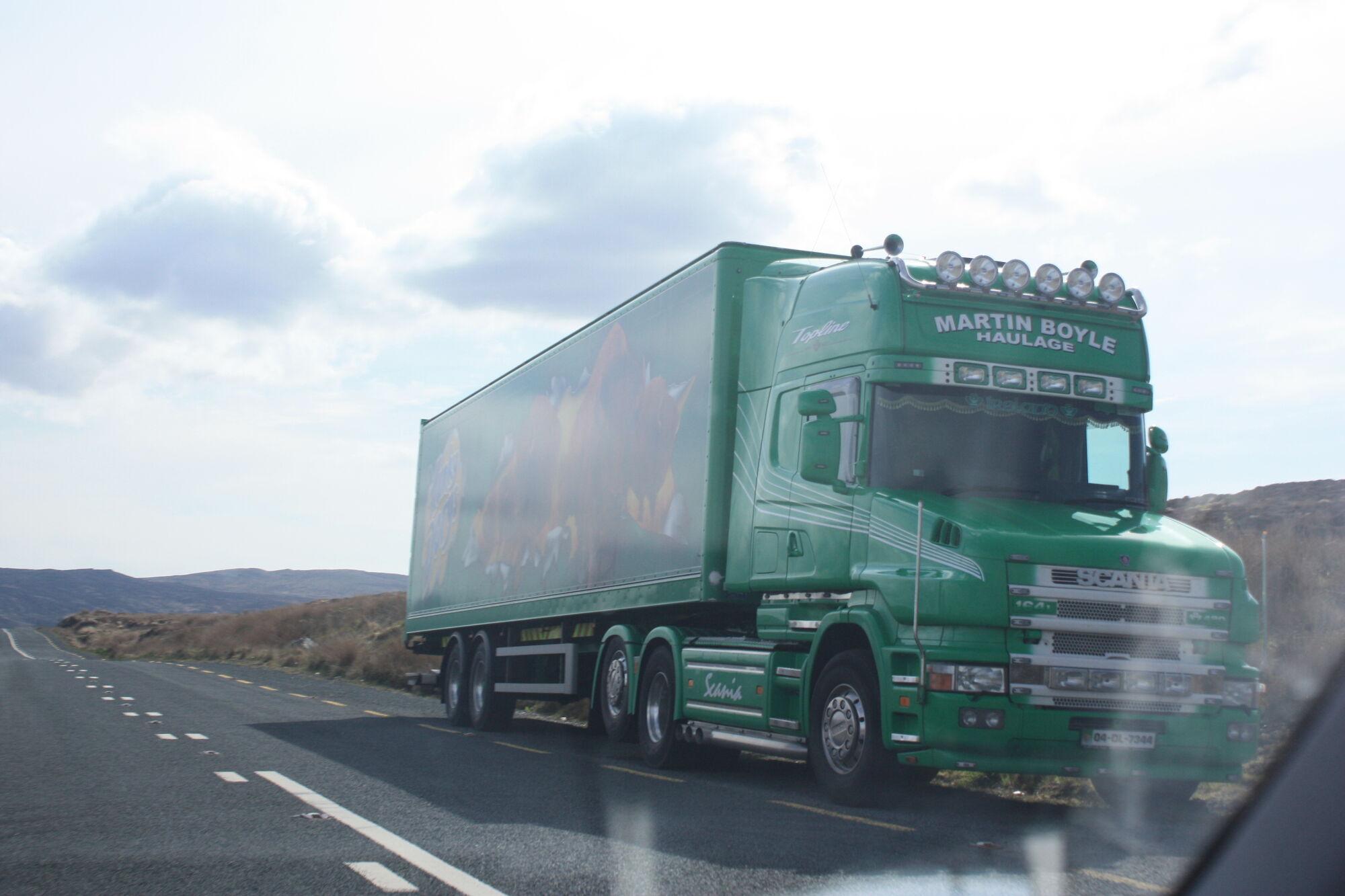 Scania 4-series | Tractor & Construction Plant Wiki | FANDOM