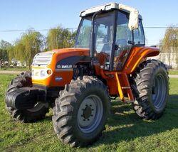 Zanello (CMZ) 4100 MFWD - 2012