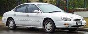 1996-1998 Ford Taurus Ghia sedan 06
