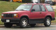 1st Ford Explorer -- 03-14-2010