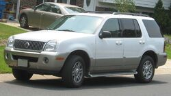 2002-05 Mercury Mountaineer