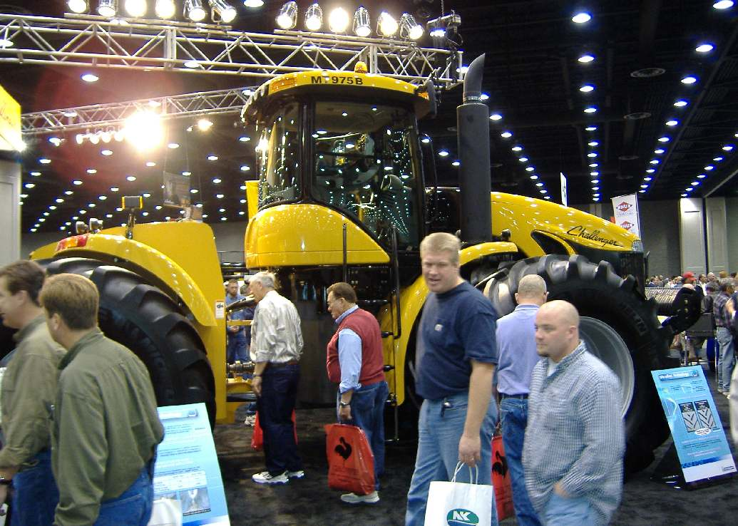 Challenger MT975B | Tractor & Construction Plant Wiki