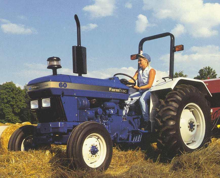 Farmtrac 60 | Tractor & Construction Plant Wiki | FANDOM