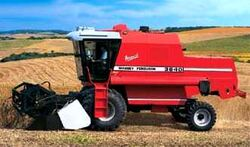 MF 3640 Advanced combine - 2003