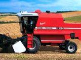Massey Ferguson 3640 Advanced combine
