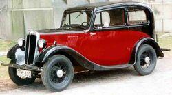 Morris 8 1936