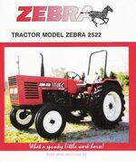 Zebra 2522