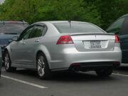 2008-2009 Pontiac G8 sedan 01