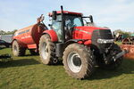 Case IH Puma 200 with HiSpec tanker at Abbey Hill 2014 - IMG 8755