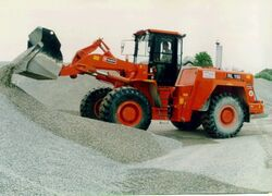 Duro-Dakovic RL 150 wheel loader