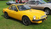 Ginetta G15 875cc August 1972