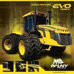 Pauny 500C EVO 4WD brochure - 2013