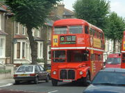 Routemaster route 12