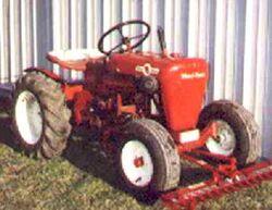 Wheel Horse 401 - 1961