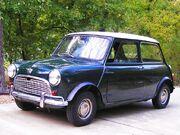 1963 MkI Mini