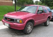 95-97 GMC Jimmy