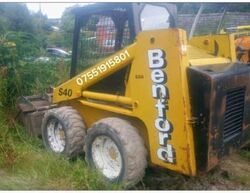 Benford S40 skid-steer