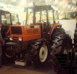 Ebro M7950DT MFWD