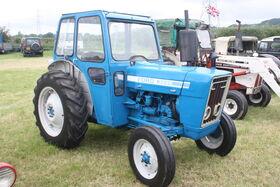 Ford 3600 at Scorton 09 - IMG 5026