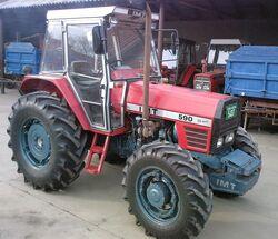 IMT 590 De Luxe MFWD