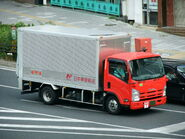 ISUZU Elf 6th Generation, Post office truck