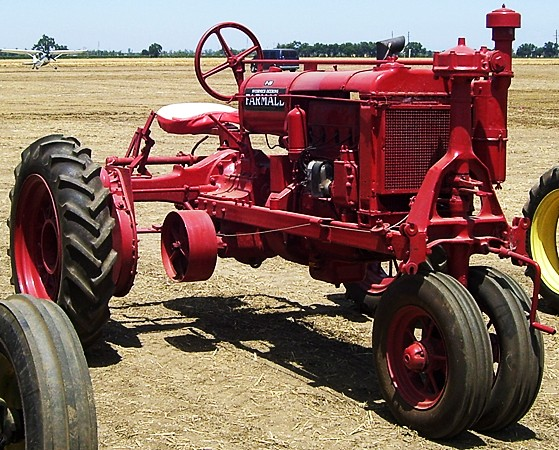 farmall f-30 serial number location