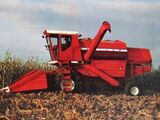 Oliver 7600 combine