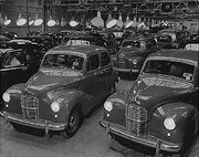Postwar Longbridge